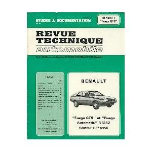 Revue Technique RTA Fuego GTS