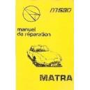 Manuel de réparation MATRA 530