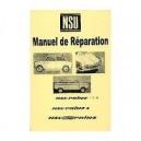 manuel de réparation NSU Prinz