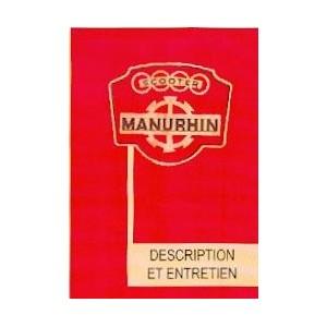 notice du Scooter Manhurin