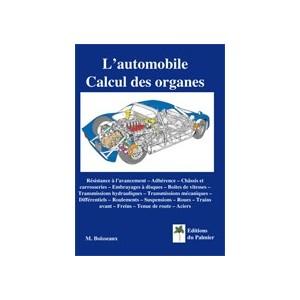 Calcul des organes lié à l'automobile