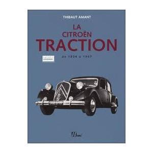 la Traction Citroen de 1934 à 1957