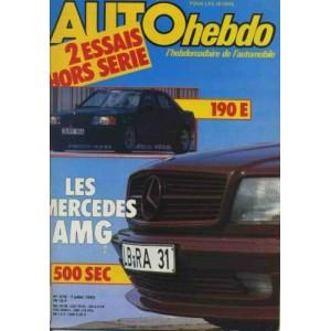 Auto Hebdo N° 376