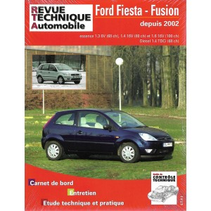 Revue Technique Fiesta, Fusion depuis 2002