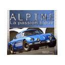 Alpine A 110, La passion bleue