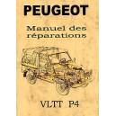 Manuel de réparations