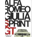 Notice d entretien Sprint GT en Français