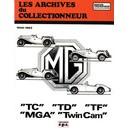 Revue Technique MG A, Archives du Collectionneur