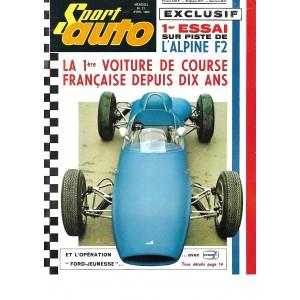 (b) Sport-Auto du numéro 24 à 50