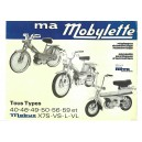 Ma Mobylette