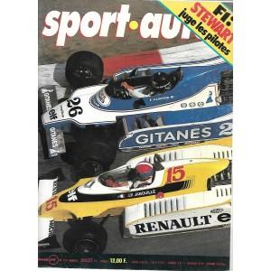 (d) Sport-Auto du numéro 81 à 593