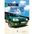le Guide 205 GTI, Rallye, T 16