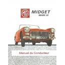 Notice d entretien pour MG Midget MK III