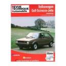 Revue Technique Golf 1 Essence (inclus GTi et Cabriolet)