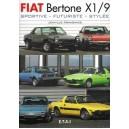 Fiat Bertone X 1 / 9 : Sportive, Futuriste, Stylée