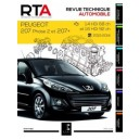 Revue Technique Peugeot 207 inclus CC