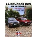 la Peugeot 205 et le Sport Pari Gagné