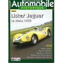 Automobile Historique du numéro 21 à 50