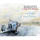 Bugatti, le regard de Rob Roy