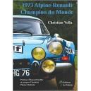 1973 Alpine Renault Champion du Monde