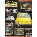 Rétro Passion N° 122 (Fiat 500)