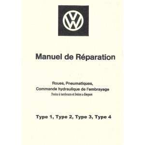 Manuel de Réparation (freins)
