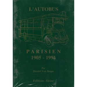 L'autobus parisien 1905-1991